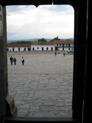 Hauptplatz Villa de Leyva