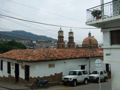 Über die Dächer von San Gil