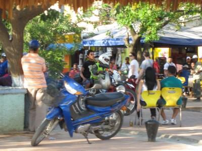 "Promenade Taganga mit ""Telenovela"""