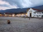 Villa de Leyva Kolumbien