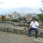 Passant (vermutlich Touri) in Cali Kolumbien