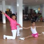 "Salsa Tänzer im Salsa-Tanzstudio ""El Manisero"" in Cali Kolumbien"